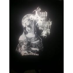 Grand Belial's Key - Satanicunt Shirt Size S