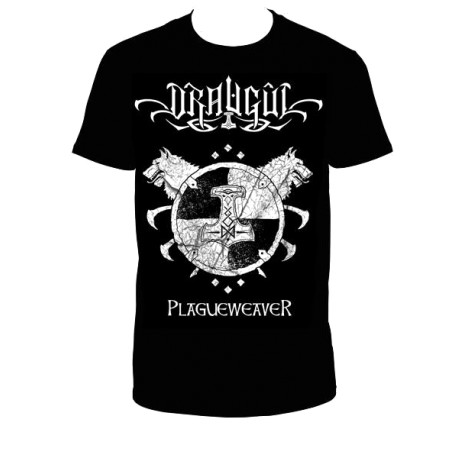 Draugûl - Plagueweaver Shirt Size L (Woman) PRE-ORDER