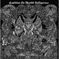 Ad Arma / Purbawisesa - Coalition ov Morbid Belligerence (Split) LP