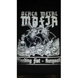 Kurgaall - Black Metal Mafia Shirt L