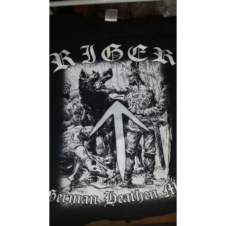 Riger - German Heathen Metal Shirt XL