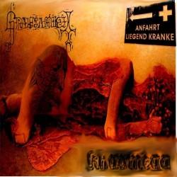 Grausamkeit/Khaomega - Anfahrt Liegend Krank (Split)