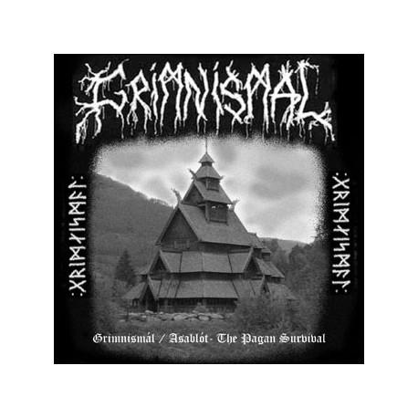 Grimnismal – Grimnismal/Asablot – The Pagan Survival