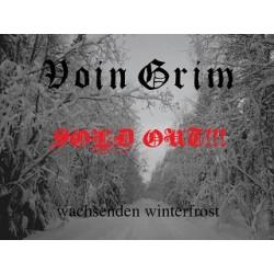 Voin Grim - Wachsenden Winterfrost (Re-Release)