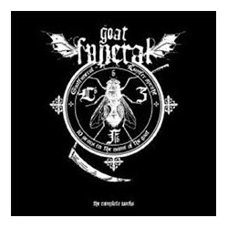 Goat Funeral - 10 Years In The Name Of The Goat (The Complete Works) LP