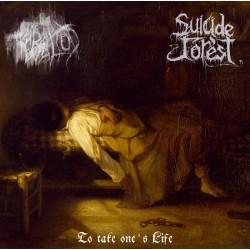 Nebeltod/Suicide Forest - To Take One's Life (Split)
