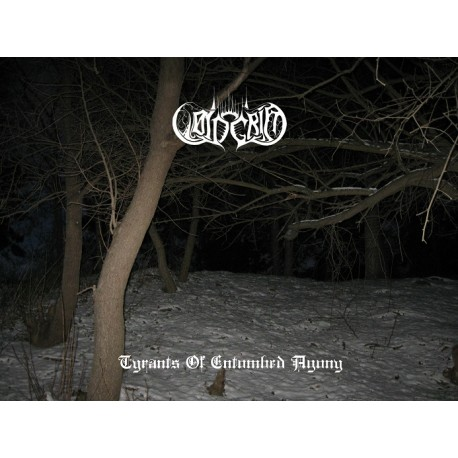 Voin Grim - Tyrants Of Entombed Agony EP