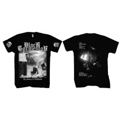 Black Tormentor - My Journey To Northland Shirt Size XL