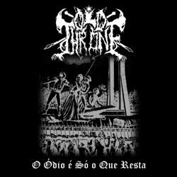 Old Throne - O Ódio é Só o Que Resta (German Edition)