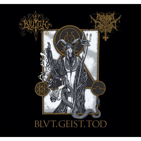 BlutEck/ Morbid Contempt - Blvt.Geist.Tod. Split (Digi) Preorder