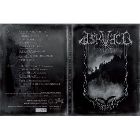 Askvald - Nebelpfade (A5 2 Disc Special) PRE-ORDER