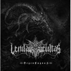 Lendas Ocultas - Orgen Eugnas + Poster