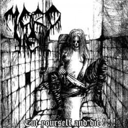 Mordhell - Cut yourself and die!!! EP