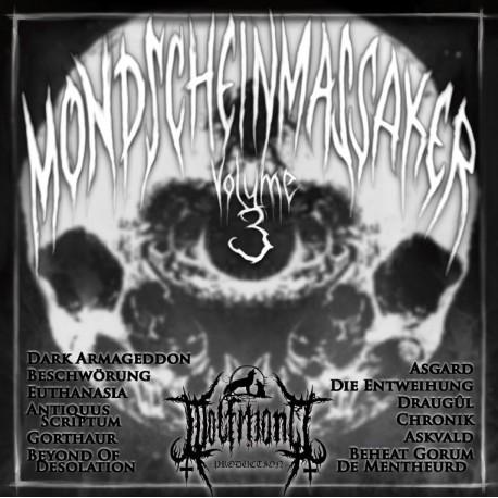"""Wolfmond Production """"Mondscheinmassaker"""" Sampler Vol. 3"""