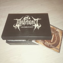 Wolfmond Production Special  Wooden Box (Without CDs) Version 3