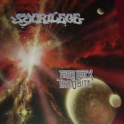 Sacrilege – Turn Back Trilobite LP (Gebraucht)
