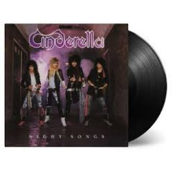 Cinderella - Night Songs LP (Gebraucht)