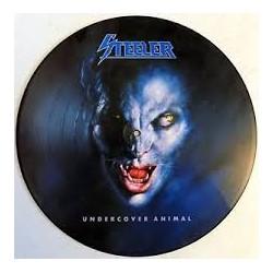 Steeler (Axel Rudi Pell) – Undercover Animal PICTURE LP (Gebraucht)