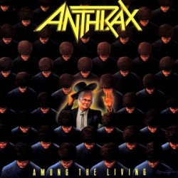Anthrax - Among The Living LP (Gebraucht)