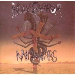 Holy Terror - Mind Wars LP (Gebraucht)