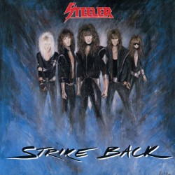 Steeler (Axel Rudi Pell) – Strike Back LP (Gebraucht)