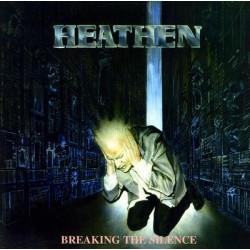 Heathen – Breaking The Silence LP (Gebraucht)
