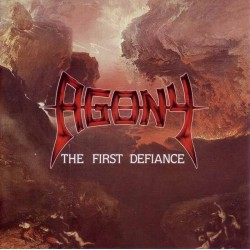 Agony - The First Defiance LP (Gebraucht)