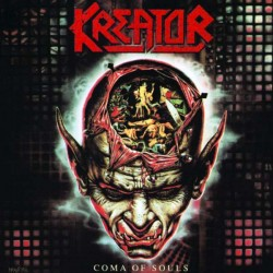 Kreator - Coma Of Souls LP (Gebraucht)
