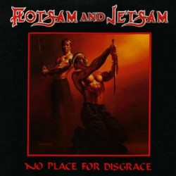 Flotsam And Jetsam – No Place For Disgrace LP (Gebraucht)