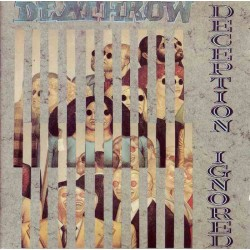 Deathrow – Deception Ignored LP SIGNIERT (Gebraucht)