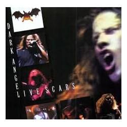 Dark Angel - Live Scars LP (Gebraucht)