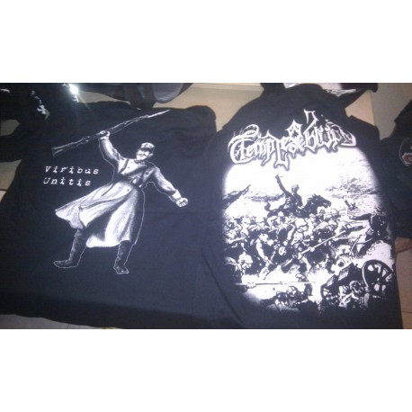 Temple Of Oblivion Shirt L