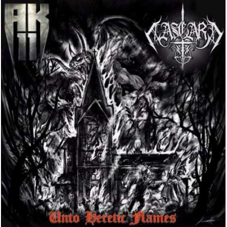 Aasgard/ AK-11 - Unto Heretic Flames (Split)