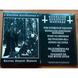 Satanic Warmaster - Carelian Satanist Madness (A5 Digi)