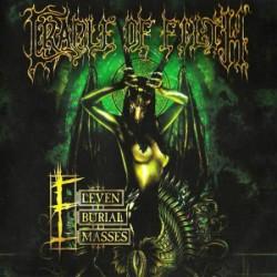 Cradle Of Filth - Eleven Burial Masses (2 Disc Digi)