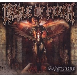 Cradle Of Filth - The Manticore and Other Horrors (Digibook)