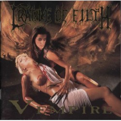 Cradle Of Filth - Vempire or Dark Faerytales in Phallustein EP