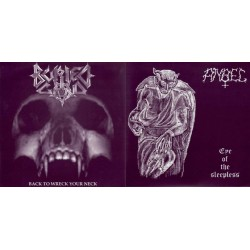 Anael/Buried God - Eye of the Sleepless / Back to Wreck Your Neck (Split LP)
