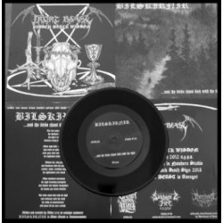 Bilskirnir/Front Beast - ...and the Birds Chant Died with the Light / Hidden Black Wisdom (Split LP)