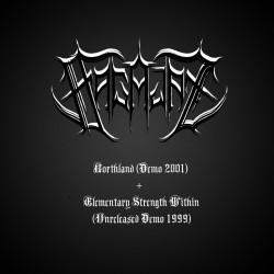 Hagalaz - Northland (2001) + Elementary Strength Within (1999) Kartonstecktasche