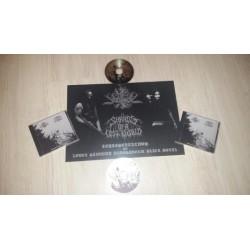 Waldseel/ Shards of a Lost World -  Waldseel / Shards of a Lost World – Mystischer Hauch Vergessener Welten Split + Poster